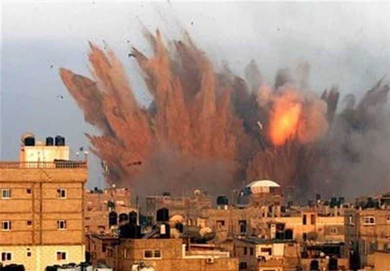 طیران العدوان السعودی یواصل استهداف عدد من المناطق الیمنیة