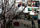 زندگی در استان گیلان با وجود شیوع ویروس کرونا جریان دارد + فیلم