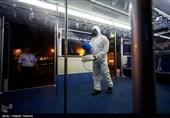 پروازهای فرودگاه پیام البرز برای مقابله با کرونا تعلیق شد