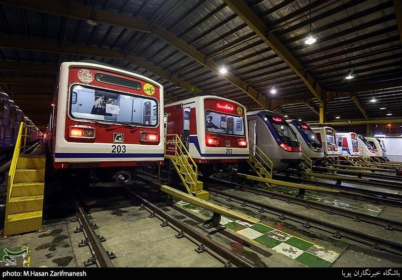 اتصال خط 2 و 3 متروی تهران با احداث یک ایستگاه جدید