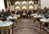 دومین کمیسیون مشترک نظامی ایران و آذربایجان برگزار شد