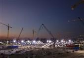 آمادهسازی 90 درصدی زیرساختهای جام جهانی 2022 در قطر