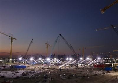با وجود ثبت ۵ مورد ابتلا به کرونا/ تاخیری در فعالیت پروژههای جام جهانی قطر ایجاد نمیشود