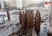 Syrian Army Discovers Terrorists' Weapons Factory West of Aleppo (+Photos)
