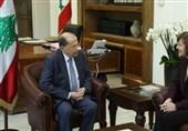 لبنان| احتمال سفر قریبالوقوع دیاب به منطقه خلیج فارس/دیدار عون با سفیر آمریکا