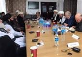 دیدار «خلیلزاد» با مقامات سابق طالبان در کابل
