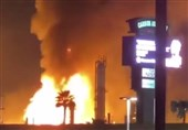 US West Coast's Largest Oil Refinery Erupts in Flames (+Video)