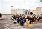 پاسگاه دریابانی سپهبد شهید حاج قاسم سلیمانی در بوشهر افتتاح شد