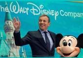 مدیر عامل دیزنی استعفا داد