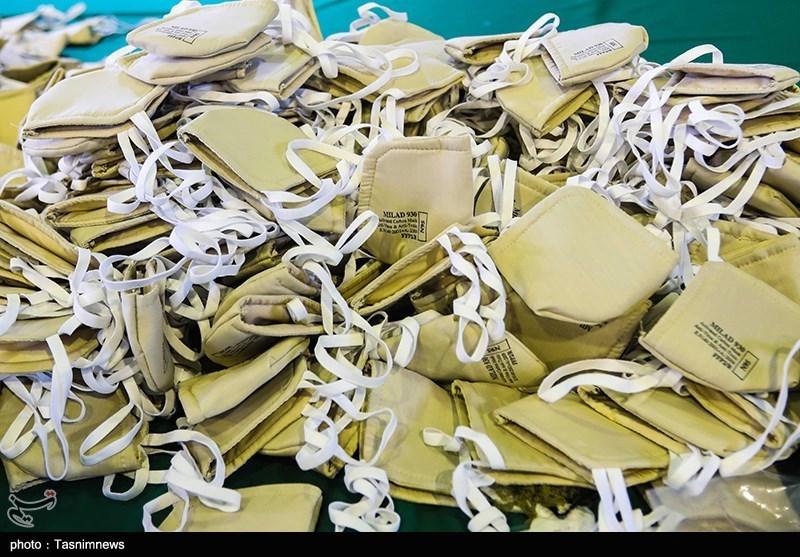 کشف 27 میلیون ماسک، دستکش و تجهیزات پزشکی احتکار شده