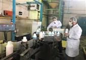 تولید روزانه 20 هزار لیتر مواد ضد عفونی کننده و 20 هزار ماسک فیلتردار توسط وزارت دفاع