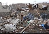 گزارش میدانی خبرنگار تسنیم از محل زلزله قطور; عمدهترین مشکل زلزلهزدگان نبود چادر و اسکان + تصاویر
