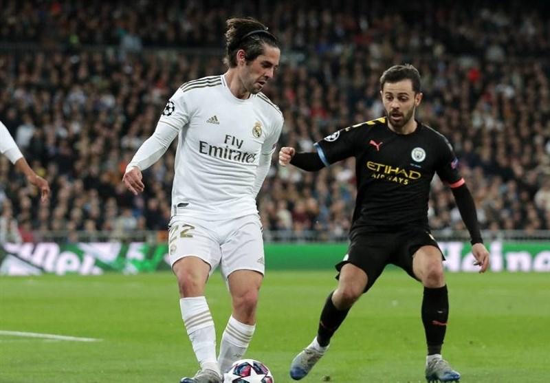 لیگ قهرمانان اروپا  منچسترسیتی با برتری در زمین رئال مادرید به صعود نزدیک شد/ لیون اولین شکست اروپایی یوونتوس را رقم زد