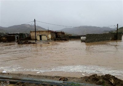 جزئیات کامل خسارت سیلاب به لرستان|از تخریب پلها و جادهها تا خسارات 21 هزار میلیارد ریالی+تصاویر