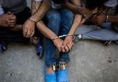 بوشهر| 4 سارق مسلح در دیلم دستگیر شد