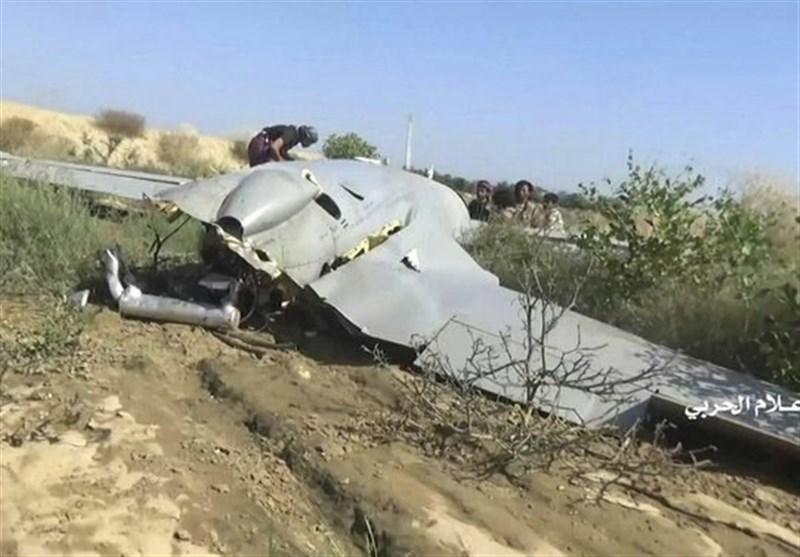 Yemen's Army Downs Saudi Spy Drone over Najran