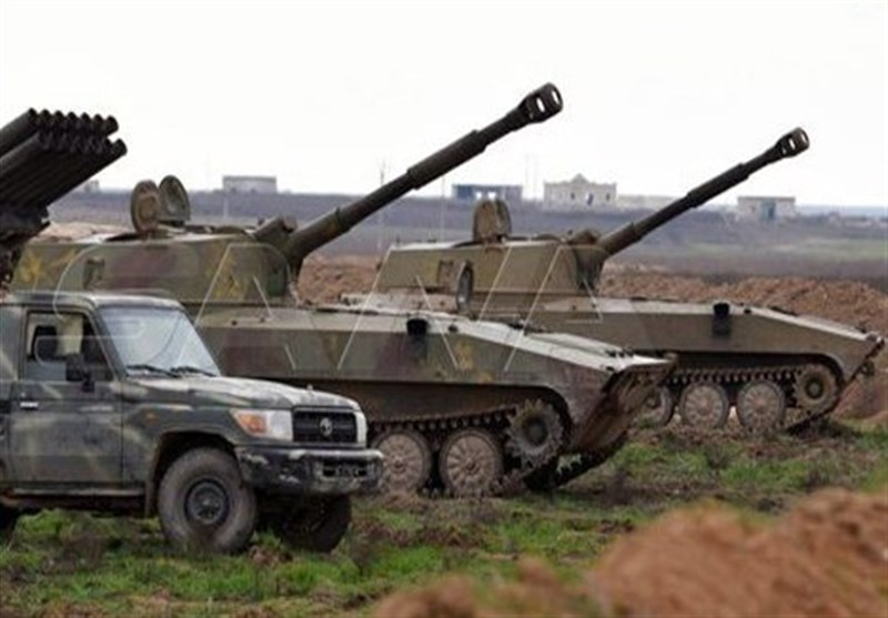 Syria Army Repels Major Attack by Terrorists in Idlib