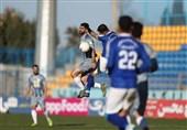 لیگ برتر فوتبال| تساوی یک نیمهای استقلال و گلگهر