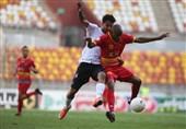لیگ برتر فوتبال| فولاد با گل پاتوسی بالهای شاهین را چید