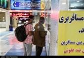 اصفهان| استفاده از دستکش و ماسک در اتوبوسهای بین شهری الزامی است