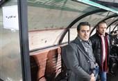 جلسه سرپرست و اعضای هیئتمدیره باشگاه پرسپولیس با گلمحمدی و پیروانی
