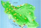 خوزستان تا آخر هفته گرمتر میشود؛ بارش بهاری هوای استان را تازه کرد
