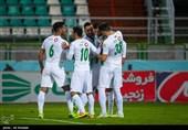 لیگ برتر فوتبال| ذوبآهن بالهای شاهین را چید/ لوکا شاگردش را با 5 گل نقره داغ کرد