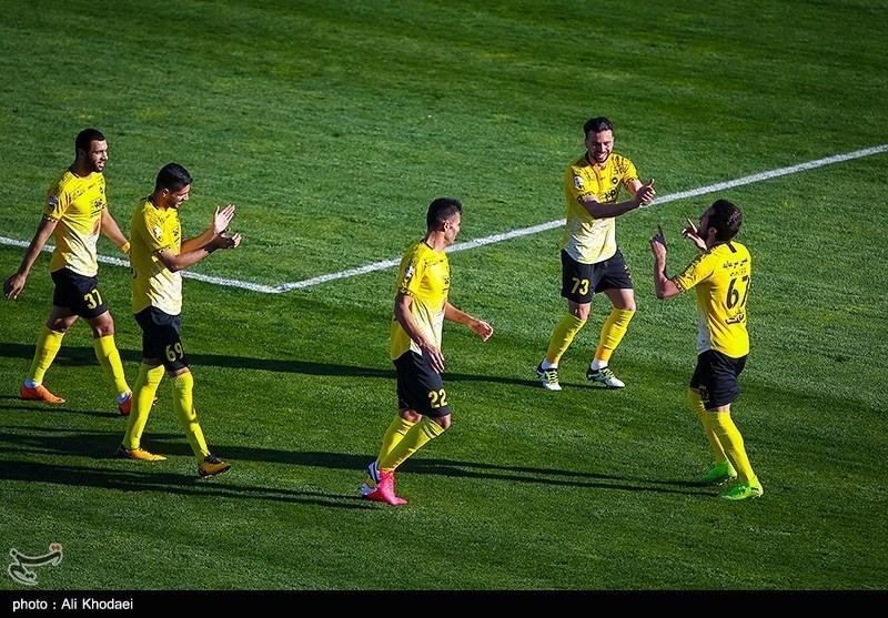 اصفهان| ترکیب تیم فوتبال سپاهان برابر پارس جنوبی اعلام شد