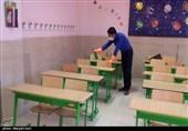 هیچ مدرسهای بدون تجهیزات ضدعفونی نمیماند