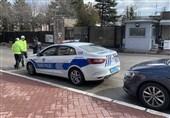 تقویت تدابیر امنیتی برای محافظت از سفارت روسیه در ترکیه