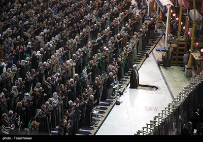 أجواء كربلاء المقدسة في ليلة الرغائب واستشهاد الامام الهادي(ع)