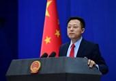 چین: هیچ هراسی از تحریم هنگ کنگ توسط آمریکا نداریم