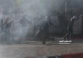 فلسطین|حضور 50 هزار نفر در نماز جمعه مسجدالاقصی/ دهها زخمی در یورش اشغالگران به الخلیل و نابلس
