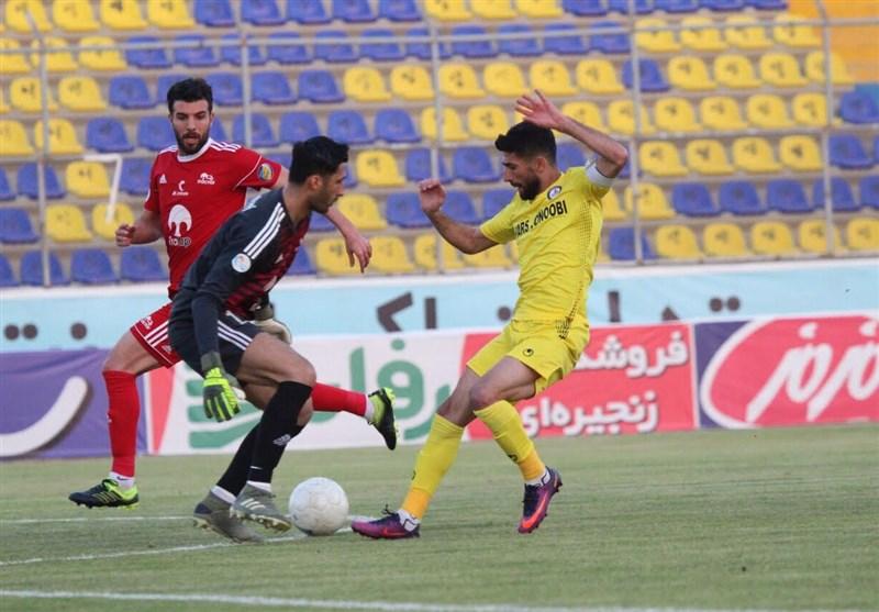 لیگبرتر فوتبال| پیروزی خانگی پارسجنوبیجم مقابل تراکتورسازی تبریز
