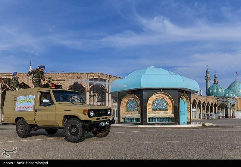 فرمانده سپاه تبریز: 300 گروه از بسیجیان مدافع بهداشت به یاری مردم تبریز میآیند