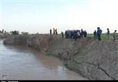 سیلبندها و جداره رودخانههای خوزستان؛ نگرانی مردم از وقوع سیل