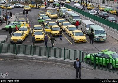 تردد در شهر