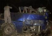 ریل گاڑی اور مسافرکوچ کے درمیان تصادم 19 جاں بحق درجنوں زخمی