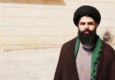 طلبه مجاهد سیدعلی زنجانی شهید شد