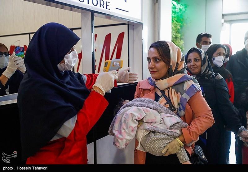 ضد عفونی فرودگاه و ناوگان حمل ونقل عمومی در کیش