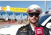 فرمانده پلیس راه شرق استان تهران: تردد بینشهری در طرح فاصلهگذاری اجتماعی سفر محسوب میشود