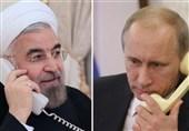 گفتگوی روحانی و پوتین| اعلام حمایت تهران از آتشبس در قرهباغ