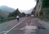 محور خرمآباد - پلدختر به مدت 10 روز مسدود است