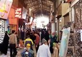 حادثه در کمین قلب تجاری بیرجند/ خطر پلاسکویی دیگر در راه بازار اصلی خراسان جنوبی است
