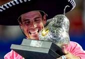 هتتریک نادال در قهرمانی اوپن مکزیک