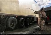 IRGC Sets Up Biological Base for Coronavirus Fight