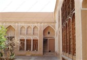 Mahmoudi House: Old House in Iran's Yazd
