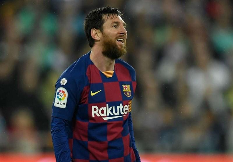 گلایه مسی از سران بارسلونا؛ ما را به کاری وادار کردند که خودمان مایل به انجامش بودیم!