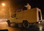 """""""رمچاه"""" الگویی برای روستاهای قشم در مقابله با کرونا+ فیلم"""