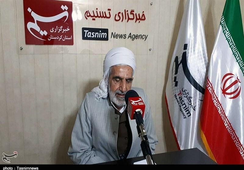 ماموستا رستمی: بیانات امام خامنهای «وحدت و یکدلی» جامعه بشریت را بر علیه توطئه شیطانصفتان تقویت کرد